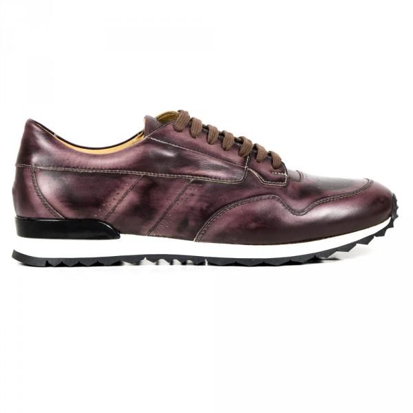 JESSIE BURGUNDY ANTIQUE -